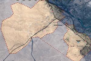 Situazione operativa sui fronti siriani al 16-5-2017 by Stefano Orsi