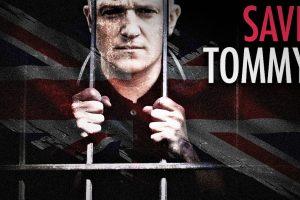 """Libertà per il giornalista Tommy Robinson, vittima del """"Politicamente Corretto!"""""""