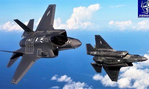 CACCIABOMBARDIERI USA F-35 SCHIERATI IN ESTONIA E BULGARIA