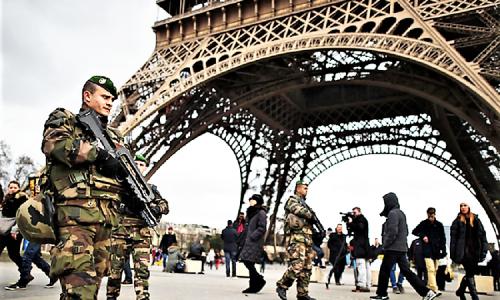 Are Jihadists Taking over Europe? / I jihadisti stanno conquistando l'Europa?