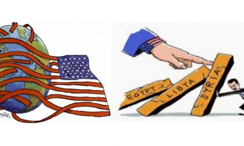 Gli Stati Uniti continuano le loro provocazioni in Siria