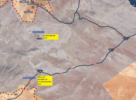 Short news from Syrian fronts/Aggiornamento flash dai fronti siriani del 15-7-2017 by Stefano Orsi
