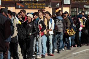 Germania, raddoppiano in un anno i reati sessuali commessi da migranti