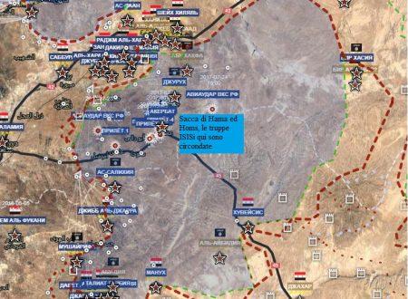 Syria: Bulletin no. 111 del 21-8-2017/Bollettino n. 111 by Stefano Orsi