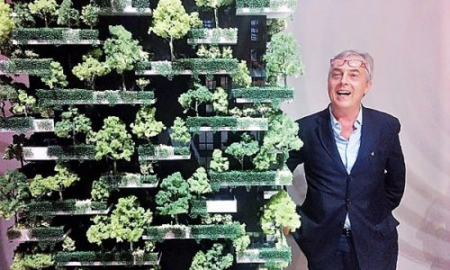 È italiana la prima Forest City