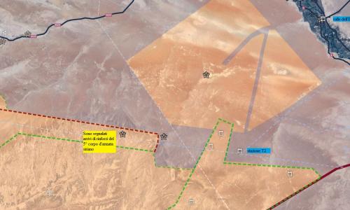 Operative situation of Sirian Fronts/Situazione operativa sui fronti siriani del 17-8-2017 by Stefano Orsi