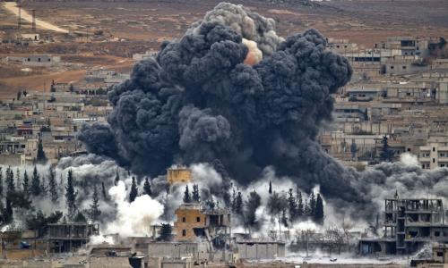 Raqqa: The UN reproaches the US/Le Nazioni Unite ammoniscono gli USA