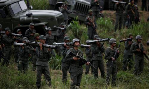Venezuela: Civil and Military exercises in defense of the Bolivarian Homeland/Civili e Militari si esercitano in difesa della Patria Bolivariana