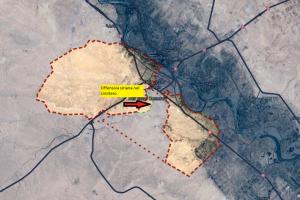 Operative situation of Sirian Fronts/Situazione operativa sui fronti siriani del del 4-8-2017 by Stefano Orsi