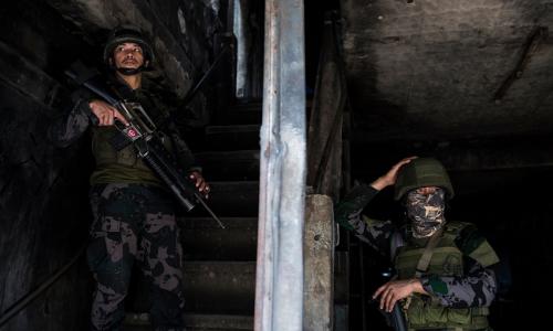 Philippines: the battle of Marawi against ISIS/Filippine: la battaglia di Marawi contro l'ISIS.