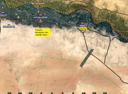 Stefano Orsi: Flash update n.2 from Syrian fronts/Aggiornamento flash dai fronti siriani n.2 del 23-9-2017