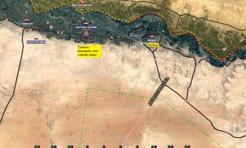 Stefano Orsi: Flash update n.2 from Syrian fronts/Aggiornamento flash dai fronti siriani n.2 del 23-9-2017