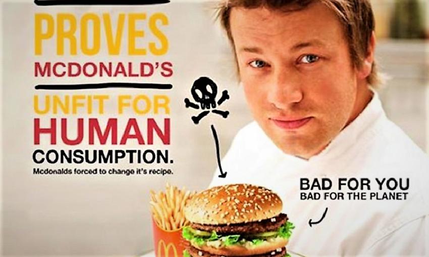 Jamie Oliver McdonaldS Urteil