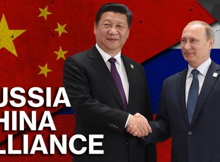 RUSSIA AND CHINA: AGAINST DOLLAR EMPIRE/CONTRO L'IMPERO DEL DOLLARO