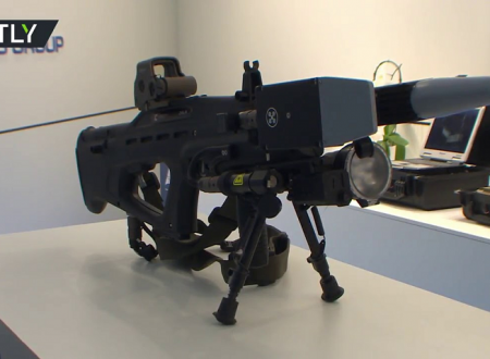 Kalashnikov Concern unveils the anti-drone weapon/Kalashnikov Concern svela l'arma anti-drone