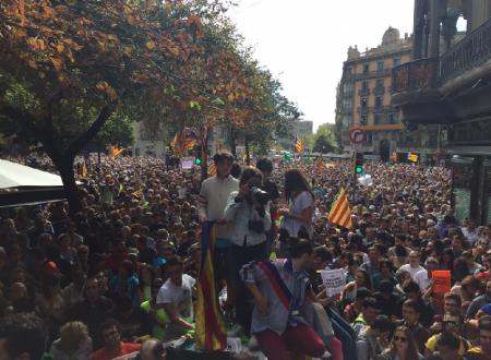 Concerns about franchiste repression in Catalonia/Preoccupazioni per la repressione franchista in Catalogna