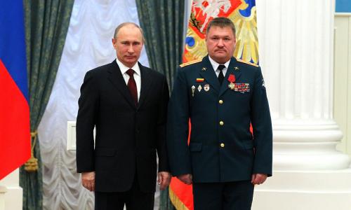 Syria: Gen. Valery Asapov killed during the fighting against ISIS/Il Gen. Valery Asapov è  caduto combattendo l'ISIS