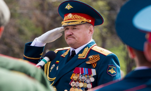 Assassination of Gen. Asapov: The US are co-responsible/Le FF.AA. USA sono corresponsabili