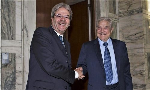 IT-EN: Petizione alla Casa Bianca contro George Soros/The White House petition against George Soros