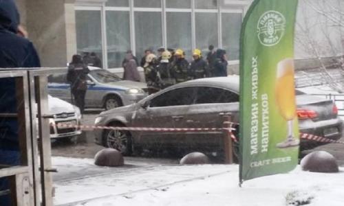 """Bomba nel centro commerciale, Putin: """"E' terrorismo!""""/Bomb in the mall, Putin: """"It's terrorism!"""""""