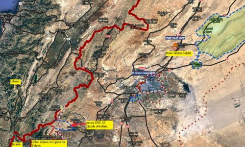 9-1-2018 Flash news dai fronti siriani/Flash news from the Syrian fronts