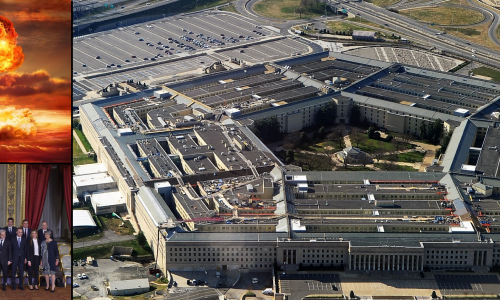 L'ITALIA NEL PIANO NUCLEARE DEL PENTAGONO/ITALY IN THE NUCLEAR PLAN OF PENTAGON
