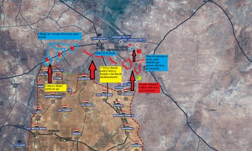 10-1-2018 Flash news dai fronti siriani/Flash news from the Syrian fronts