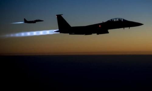 #Syria Breaking news: Coalizione USA fa strage di civili a Deir Ezzor