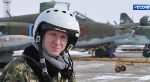Syria: gli ultimi momenti di vita del pilota russo abbattuto