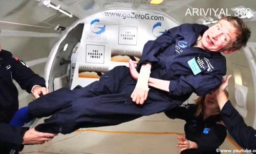 Morto #Stephen_Hawking, la stella più luminosa della cosmologia moderna VIDEO