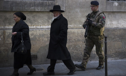 #France: Pulizia etnica e antisemitismo islamico//Ethnic cleansing and Islamic anti-Semitism