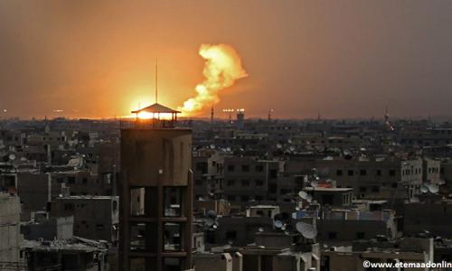 #Syria #GhoutaEst I media occidentali esaltano i terroristi/Western media exalt the terrorists