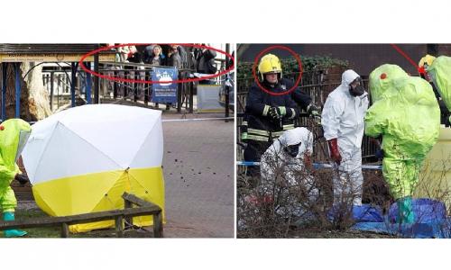 Guerra di spie Londra-Mosca: Cosa combina la signora May?