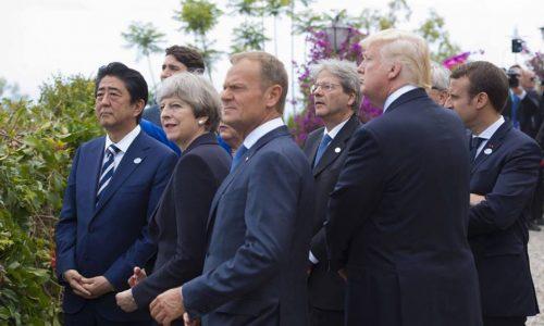 Gentiloni espelle diplomatici russi in ossequio a UE e NATO