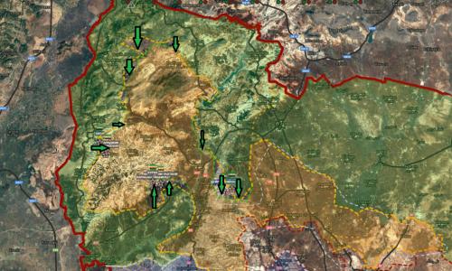 #Syria Situazione operativa sui fronti siriani del 13-3-2018 – VIDEO