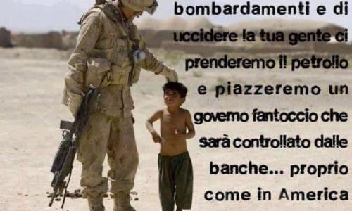 #Gentiloni, il premier abusivo che ci trascina nella Terza Guerra Mondiale
