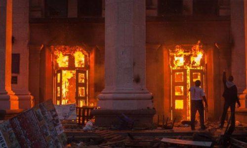 #ODESSA 2 maggio 2014  un massacro impunito