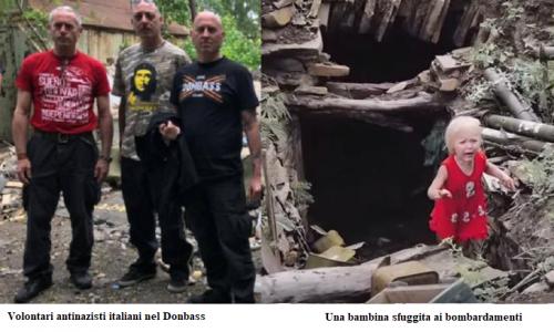 Ucraina: quattro partigiani del Donbass colpiti da mortaio di Kiev