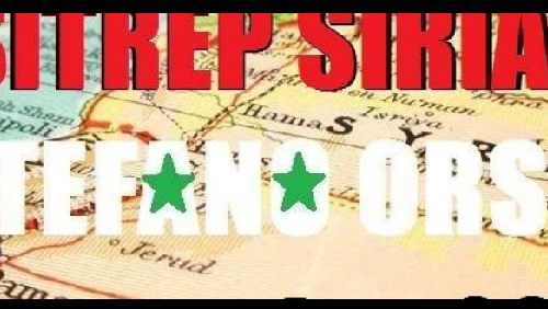 #Syria News: Video Sitrep Nr.041 by Stefano Orsi