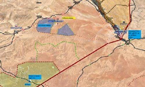 #Syria Situazione operativa sui fronti siriani al 14-9-2018