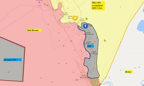 #Syria: Aggiornamento flash dai fronti siriani del 26-12-2018 ore 00,45 by Stefano Orsi