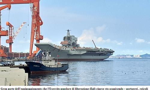 """La militarizzazione della Cina di Xi Jinping """"Recuperare"""" i territori mai governati"""