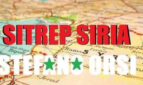 #Syria News: Video Sitrep Nr.049 di Stefano Orsi