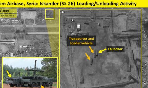 #Syria Situazione operativa sui fronti siriani del 18-4-2019 di Stefano Orsi