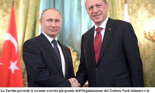 Turchia: Un alleato di Putin nella NATO?