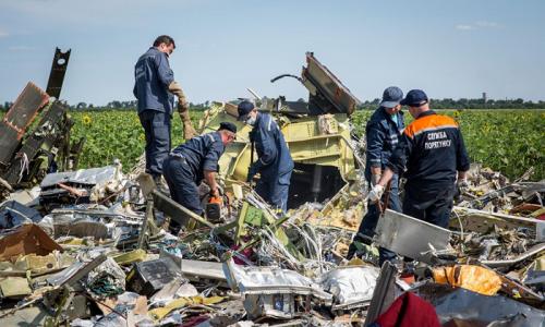 L'abbattimento del volo MH17-Malaysian Airlines cinque anni dopo di Stefano Orsi