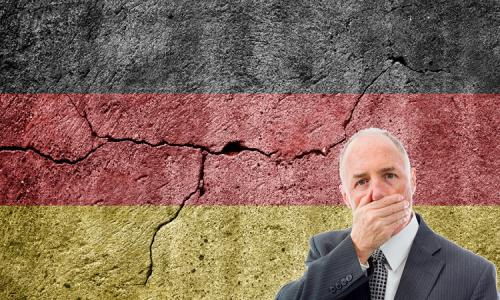 Germania: Un livello sconcertante di autocensura di Judith Bergman