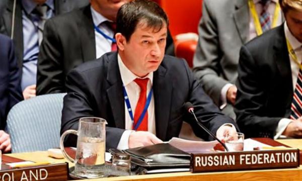 #Coronavirus La Russia condanna la strategia coloniale USA di usare il virus come strumento militare contro il Venezuela