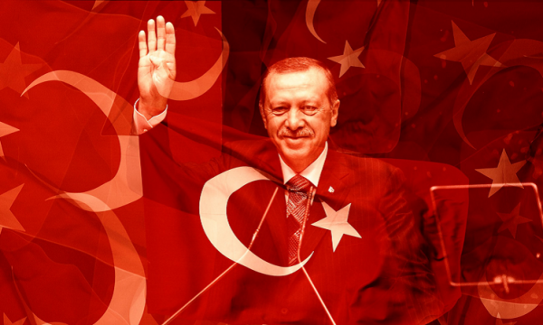 "Turchia: ""I resti della spada"" di Erdoğan di Uzay Bulut"