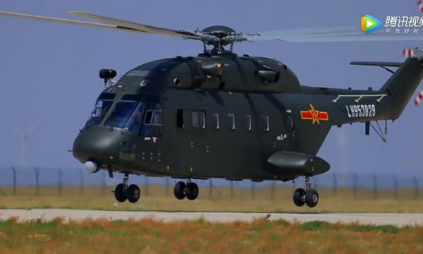 #Cina Testato il primo elicottero senza pilota cinese